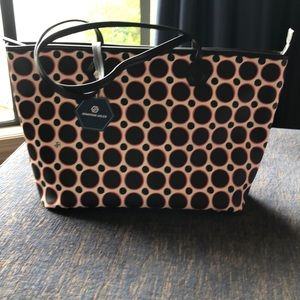 Jonathan Adler East West tote bag NWT